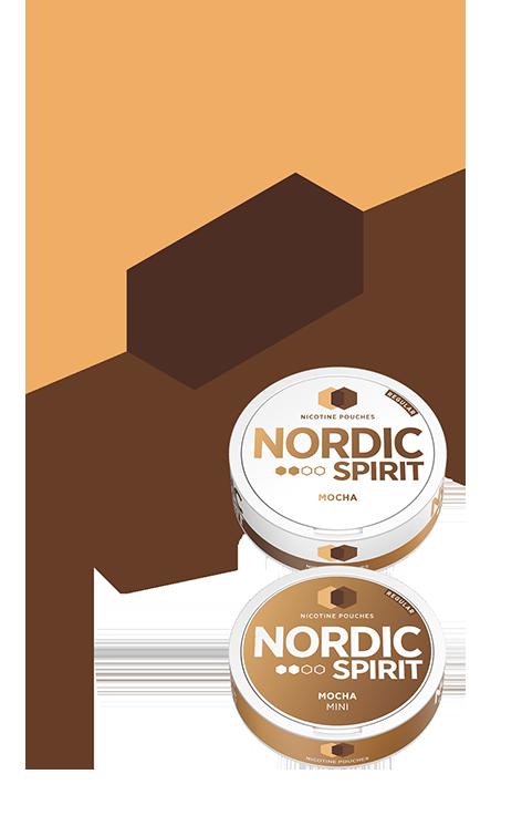 Nordic Spirit Mocha range