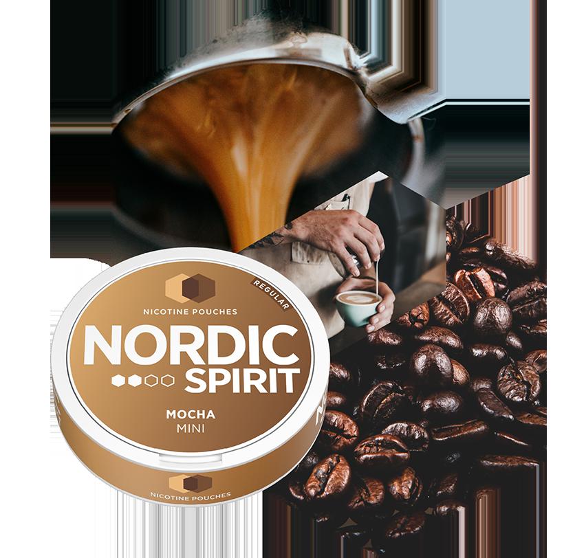Nordic Spirit Mocha mini