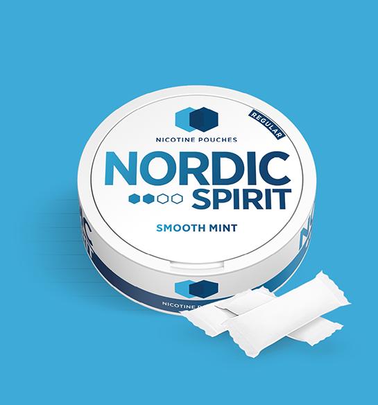 Nordic Spirit Smooth Mint Slim